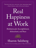 download ebook real happiness at work pdf epub