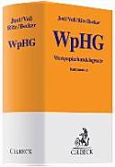 Wertpapierhandelsgesetz (WpHG)