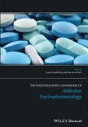 download ebook the wiley-blackwell handbook of addiction psychopharmacology pdf epub
