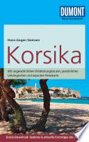 DuMont Reise Taschenbuch Korsika