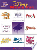 Disney Movie Fun  Songbook