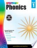Spectrum Phonics  Grade 1