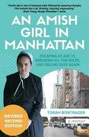 An Amish Girl In Manhattan
