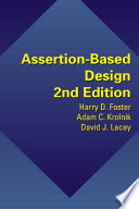 Assertion Based Design