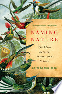 Naming Nature  The Clash Between Instinct and Science Book PDF