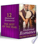 Historical Romance   The Best of the Year  Mills   Boon e Book Collections