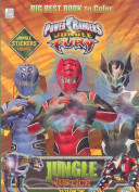Power Rangers Jungle Justice