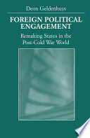 Foreign Political Engagement
