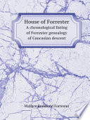 House of Forrester Pdf/ePub eBook