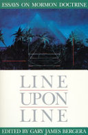Line upon line In One Book Some Of The Most