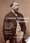 Charles Edmond Chojecki - Tome IV