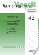 Karlsruher Forum 2009: Managerhaftung