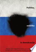 Politika, estetika in demokracija
