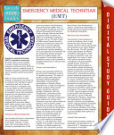 EMT  Emergency Medical Technician  Speedy Study Guides