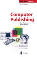 Computer Publishing