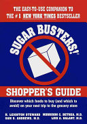 Sugar Busters  Shopper s Guide