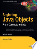 Beginning Java Objects
