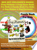 Pandas  Frogs   Dogs  Amazing Pictures   Facts On Animals