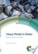Heavy Metals In Water