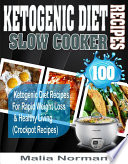 Ketogenic Diet Slow Cooker Recipes