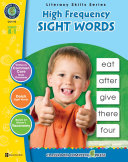 download ebook high frequency sight words gr. pk-2 pdf epub