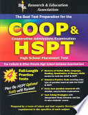 The Best Test Preparation For The Coop Cooperative Admissions Examination Hspt High School Placement Test