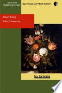 Swan Song Easyread Comfort Edition