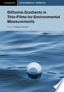 Diffusive Gradients in Thin Films for Environmental Measurements