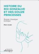 illustration Histoire du roi Gonzalve et des douze princesses