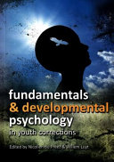 Fundamentals   Developmental Psychology in Youth Corrections