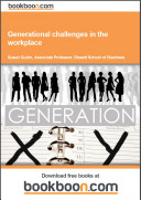 Book Generational challenges in the workplace