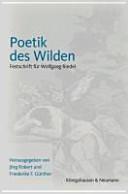 Poetik des Wilden