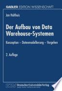 Der Aufbau von Data Warehouse Systemen