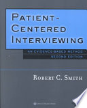 Patient centered Interviewing