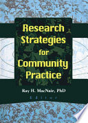 Research Strategies for Community Practice