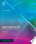 Micromixers book