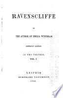 Works: Ravenscliffe. 1851