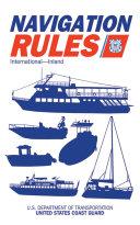 Navigation Rules and Regulations Handbook Book