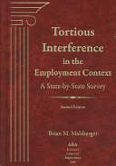 Tortious Interference in the Employment Context