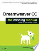 Dreamweaver CC: The Missing Manual