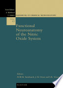 Functional Neuroanatomy Of The Nitric Oxide System : nitric oxide synthase. in this...