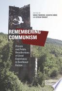 REMEMBERING COMMUNISM