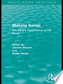 Making Sense  Routledge Revivals