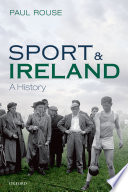 illustration du livre Sport and Ireland