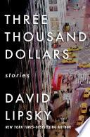 Three Thousand Dollars