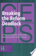 Breaking the Reform Deadlock Book PDF