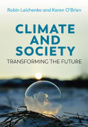 Climate And Society : thinking on the social dimensions of...