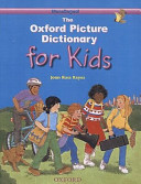 Oxford Picture Dictionary For Kids