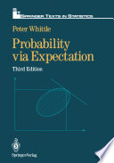 Probability via Expectation