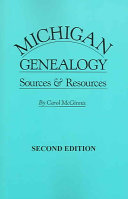 Michigan Genealogy Level And Then The County Level Providing Details